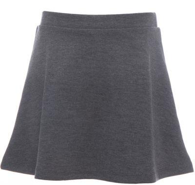 Юбка SELA для девочки - серый