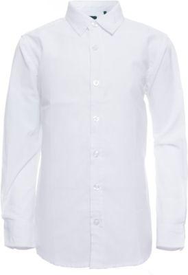 Рубашка SELA для мальчика - белый