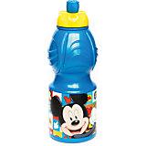Бутылка пластиковая 400 мл., Микки Маус