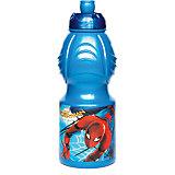 Бутылка пластиковая 400 мл., Человек Паук 2017