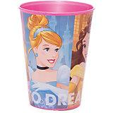 Стакан пластиковый 260 мл., Принцессы Disney