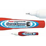 Корректор Correct Express, 7 мл, 1мм Pentel
