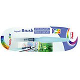 Кисть с резервуаром Aguash Brush в блистере тонкая, 10мл Pentel
