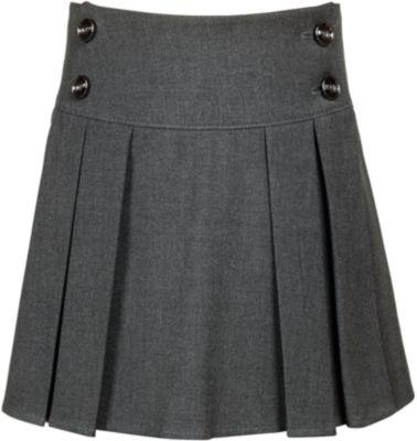 Юбка Nota Bene для девочки - серый