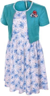 Платье M&D для девочки - голубой