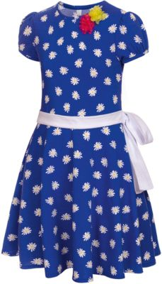 Платье M&D для девочки - синий