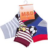 Носки M&D для мальчика