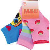 Носки M&D для девочки