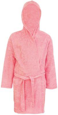 Халат M&D для девочки - розовый