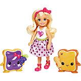 Кукла Barbie Челси и сладости