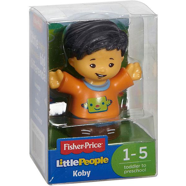 Базовая фигурка Fisher-Price Little People Koby