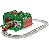 """Переносной игровой набор Томас и его друзья """"Остановка"""" Станция Напфорд"""