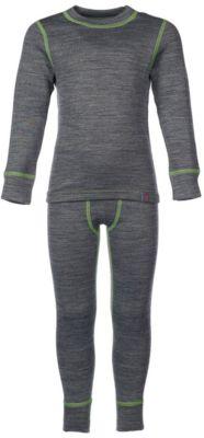 Комплект термобелья OLDOS ACTIVE для мальчика - зеленый