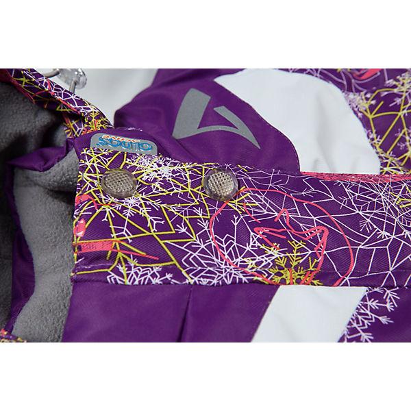 Комплект: куртка и полукомбинезон Алиса OLDOS ACTIVE для девочки
