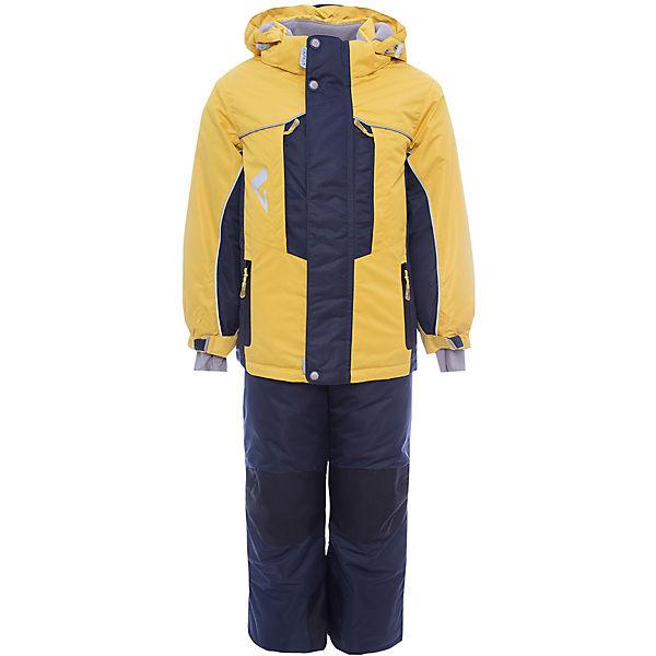 Комплект: куртка и полукомбинезон Дамир JICCO BY OLDOS  для мальчика