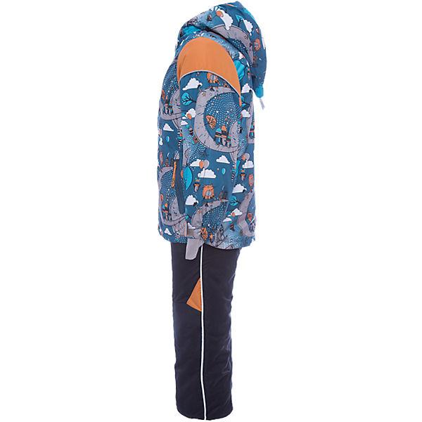 Комплект: куртка и полукомбинезон Нильс OLDOS ACTIVE для мальчика