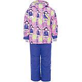 Комплект: куртка и полукомбинезон Нелли OLDOS ACTIVE для девочки