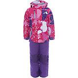 Комплект: куртка и полукомбинезон Лора OLDOS ACTIVE для девочки