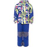 Комплект: куртка и полукомбинезон Аннабель OLDOS ACTIVE для девочки