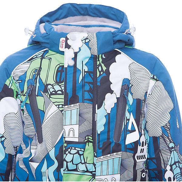 """Комплект: куртка и полукомбинезон """"Даниэль"""" OLDOS для мальчика"""