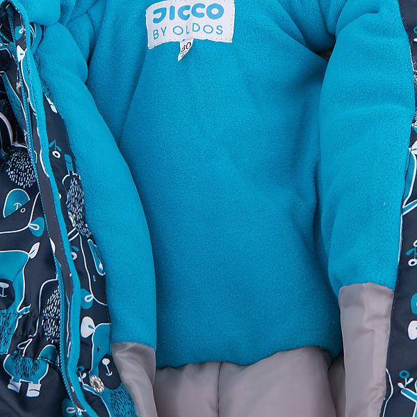 Комбинезон Дерри JICCO BY OLDOS для мальчика