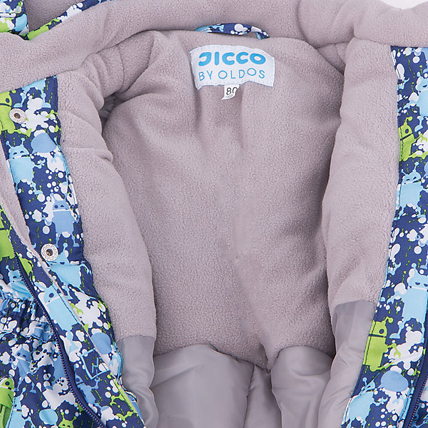 Комбинезон Санни JICCO BY OLDOS для мальчика