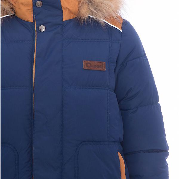"""Комплект: куртка и полукомбинезон """"Уолтер"""" OLDOS для мальчика"""