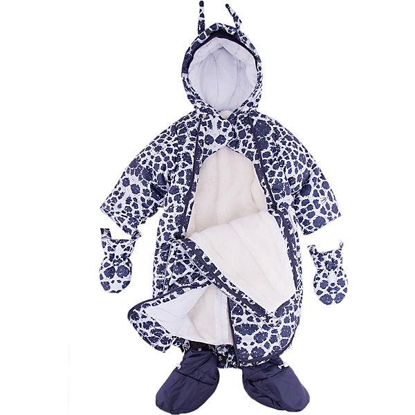 Комбинезон-трансформер Жирафик OLDOS для мальчика