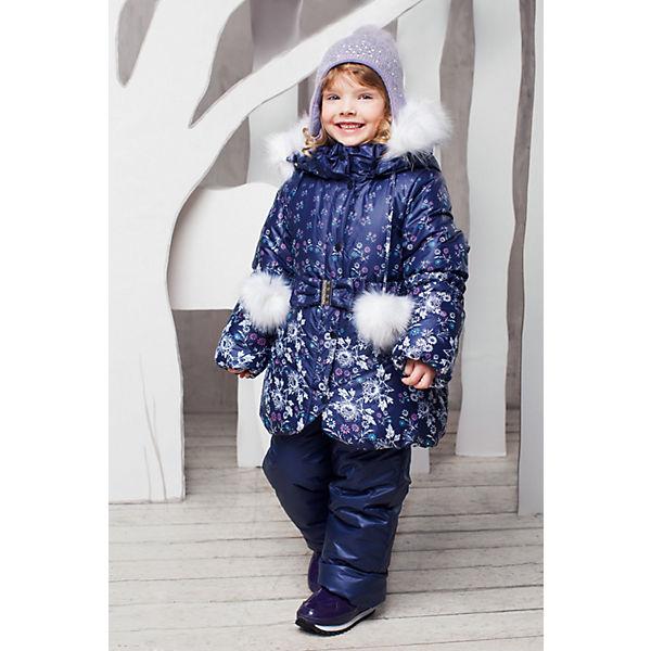 """Комплект: куртка и полукомбинезон """"Жанна"""" OLDOS для девочки"""
