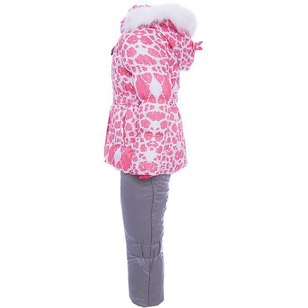 """Комплект: куртка и полукомбинезон """"Айрис"""" OLDOS для девочки"""
