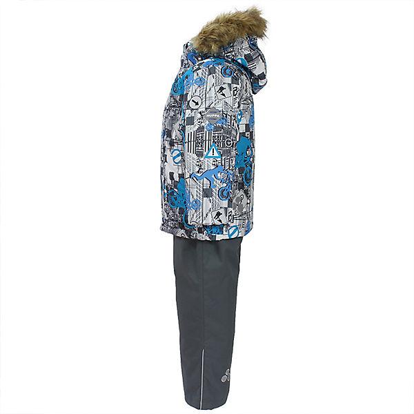 Комплект: куртка и брюки DANTE 1 Huppa для мальчика