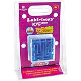 Головоломка Куб синий, 6см, Лабиринтус