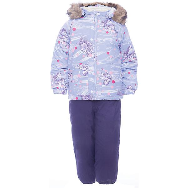 Комплект: куртка и брюки AVERY Huppa для девочки