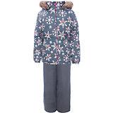 Комплект: куртка и брюки WONDER Huppa для девочки