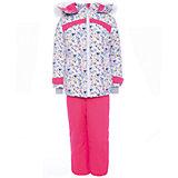 Комплект: куртка и полукомбенизон Синичка Batik для девочки