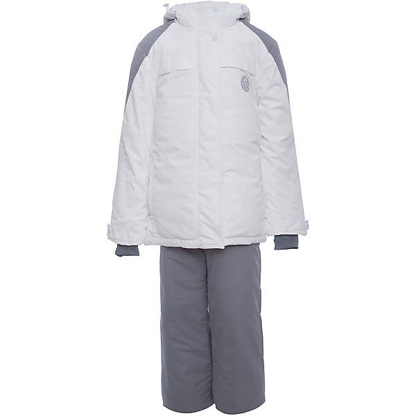 Комплект: куртка и полукомбенизон Batik для девочки