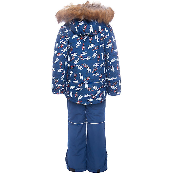Комплект: куртка и полукомбенизон Дасти 2 Batik для мальчика