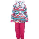Комплект: куртка и полукомбенизон Майя Batik для девочки