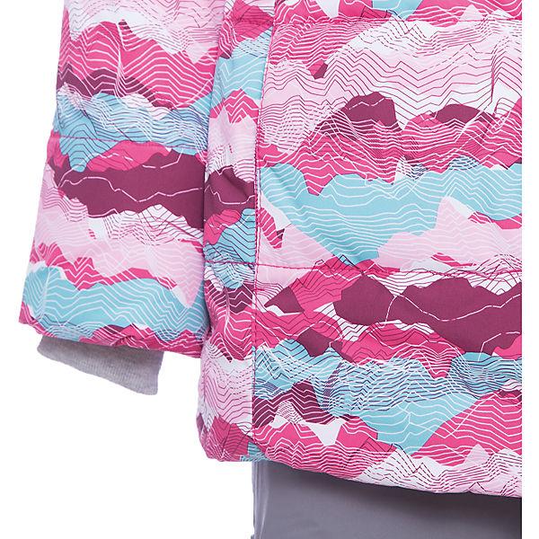Комплект: куртка и полукомбенизон Регина Batik для девочки