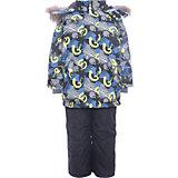 Комплект: куртка и полукомбенизон Дима Batik для мальчика
