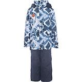 Комплект: куртка и полукомбенизон Кай Batik для мальчика