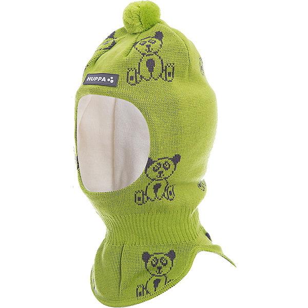 Шапка-шлем Huppa Kelda для мальчика