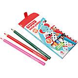 Цветные карандаши Jumbo Fisher Price, 8 цветов