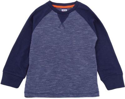 Джемпер SELA для мальчика - синий