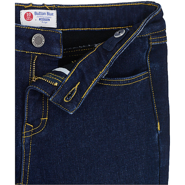 Джинсы Button Blue для девочки