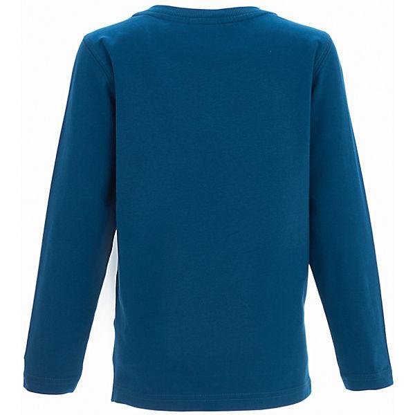 Футболка с длинным рукавом Button Blue для мальчика