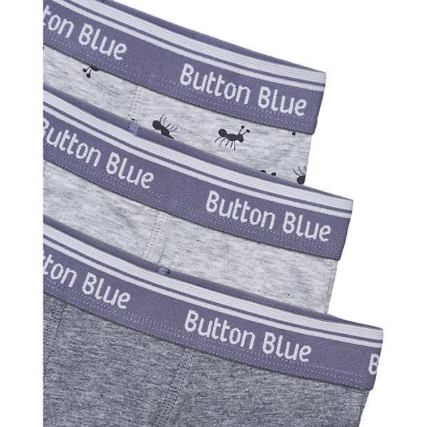 Трусы-шорты Button Blue для мальчика