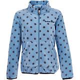 Флисовая кофта Button Blue для девочки