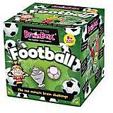 "Настольная игра Сундучок знаний ""Football"" BrainBox"