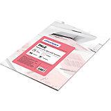 Бумага цветная pale А4 50 листов OfficeSpace, розовый